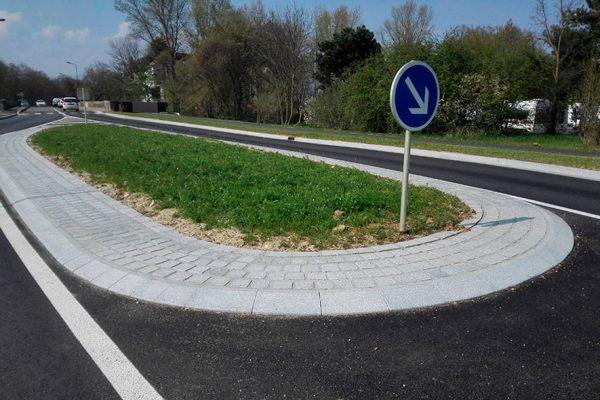 Ensisheim - Rue Faubourg de Belfort